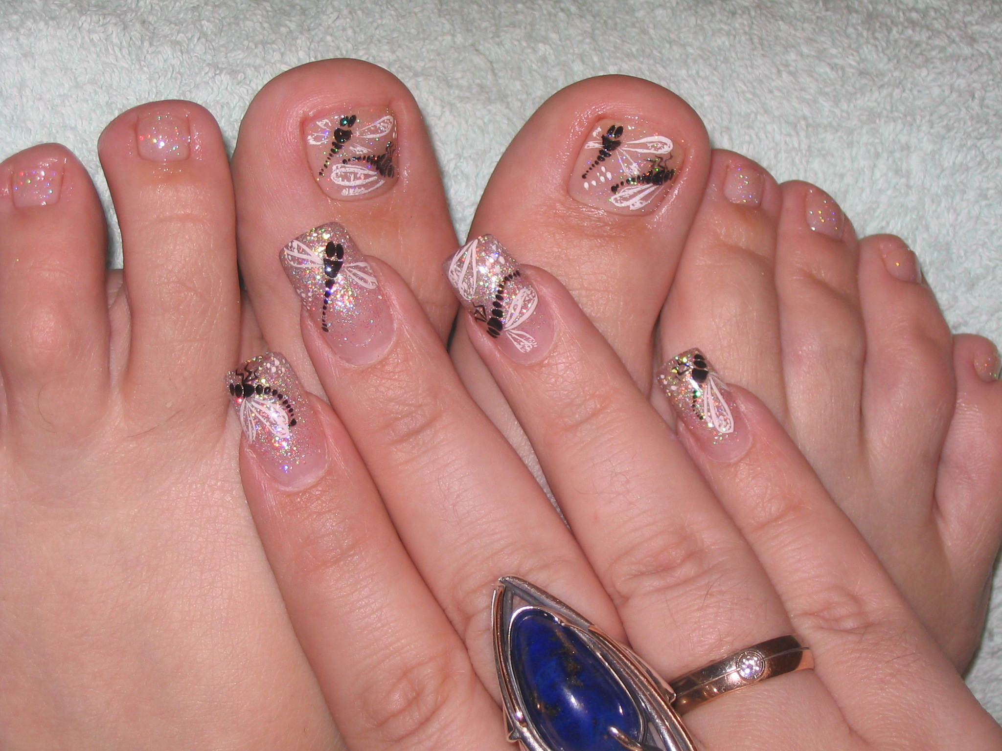Картинки фото ногтей со стразами